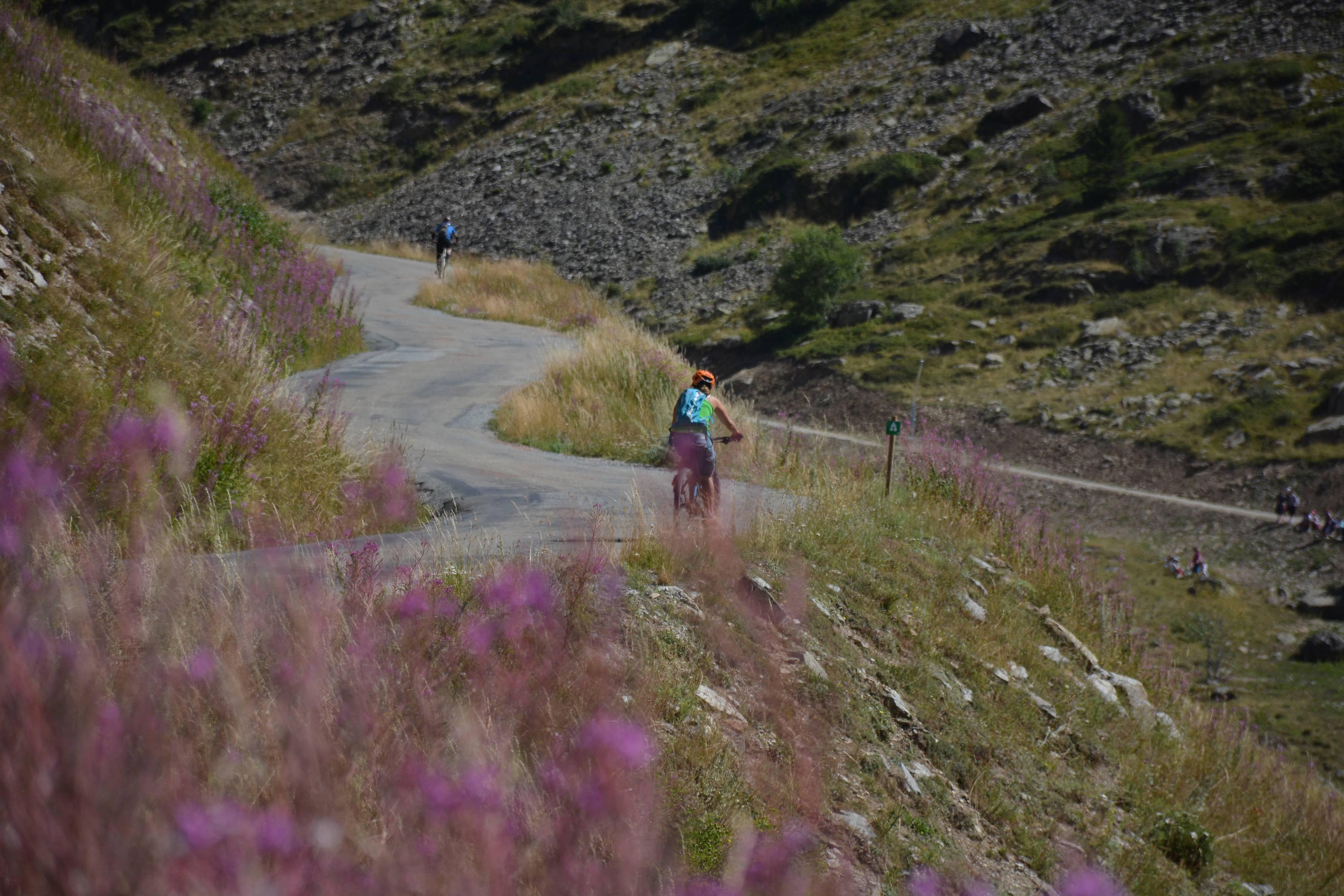 Alpe d'Huez : Les gorges de Sarenne