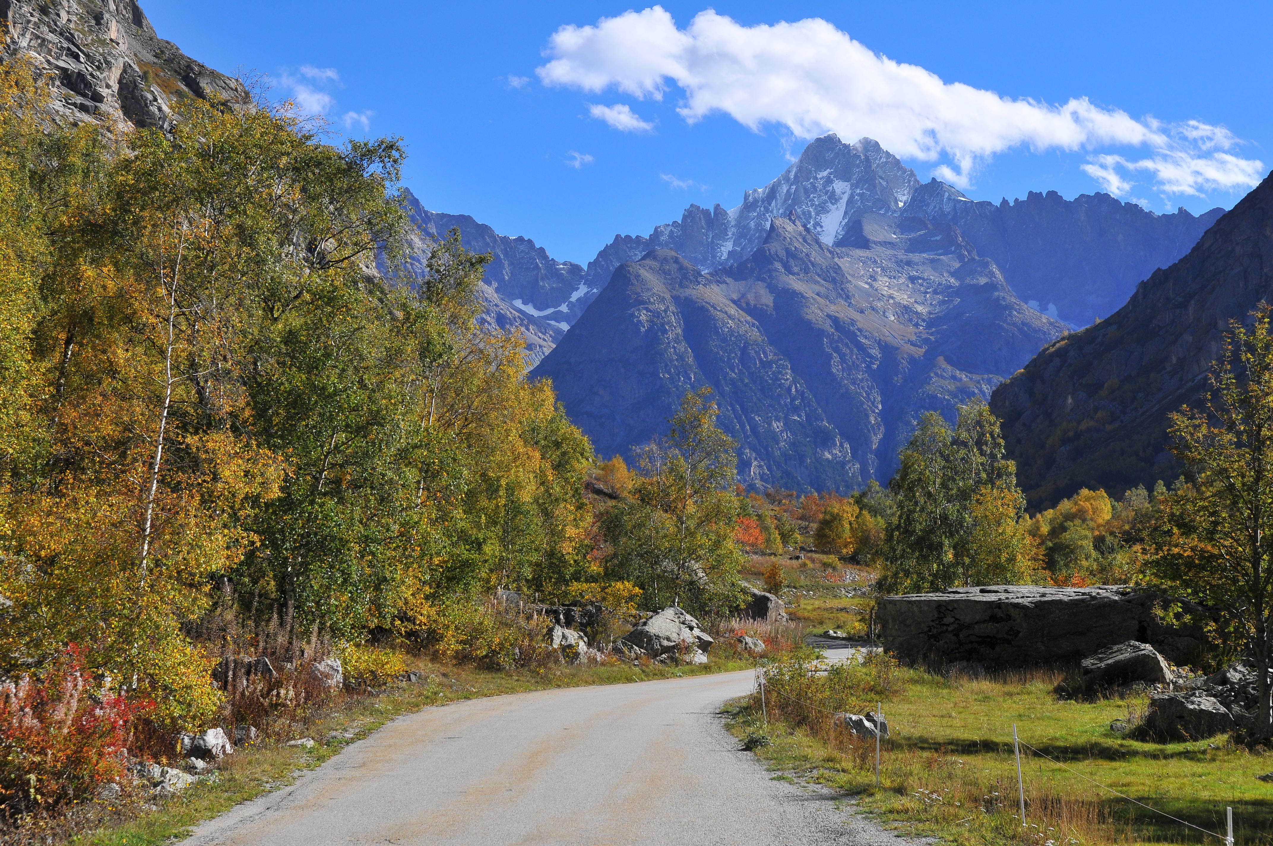 Les 2 Alpes - La Bérarde