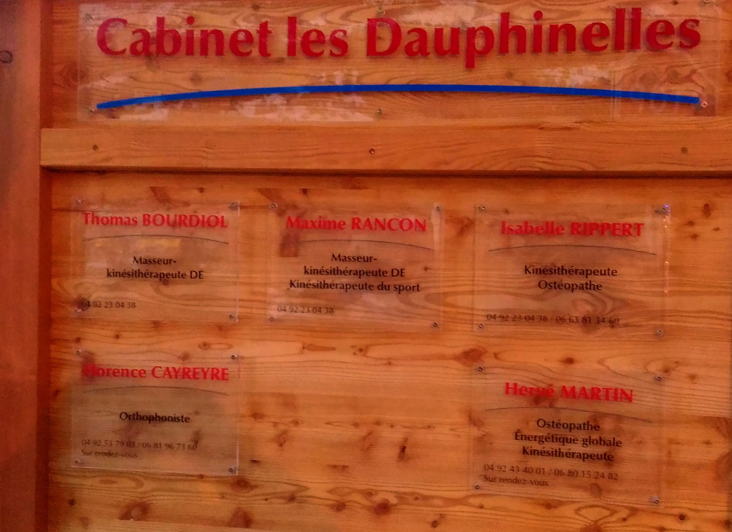 Ost opathie nerg tique globale herv martin l - Office du tourisme l argentiere la bessee ...