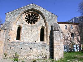 Abbaye de Valcroissant à Die