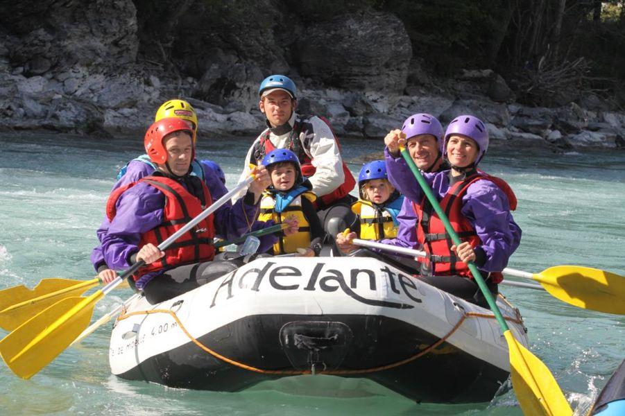 Adelante rafting - © Adelante