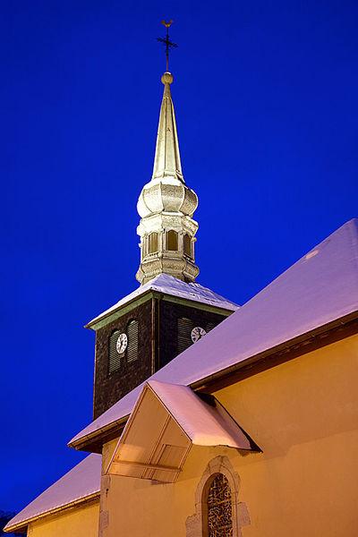 Eglise d'Onnion