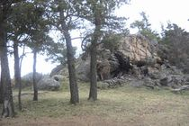 La roche des vents, Saint-Alban-d'Ay, Ardèche
