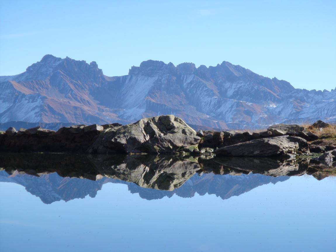 Les Lacs de la Tempête.