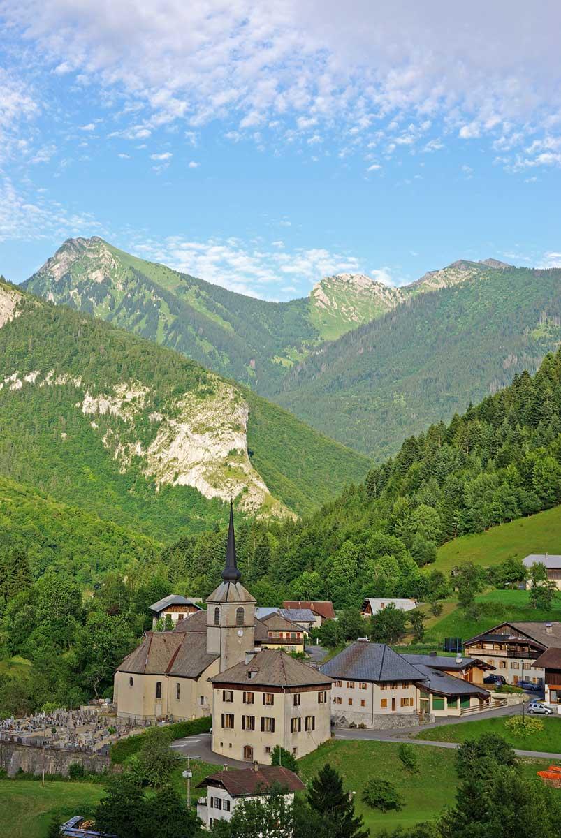 Village de Seytroux
