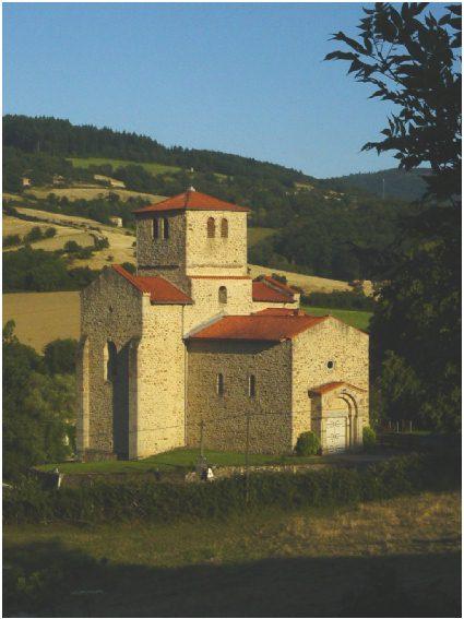Eglise de St Mamert