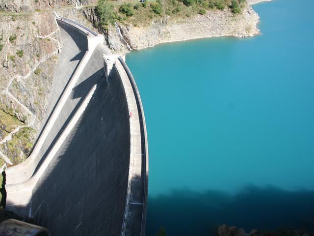 The Gittaz Dam