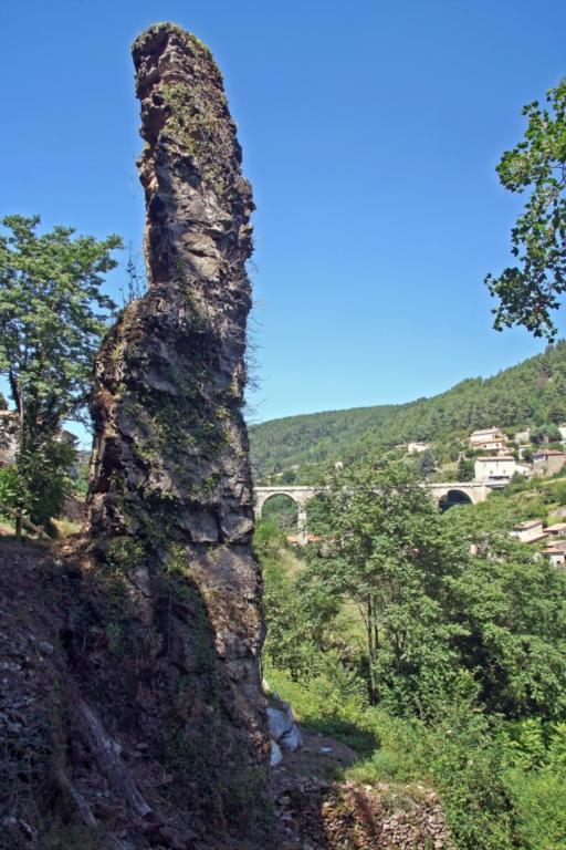 Nature & the big outdoors : Rocher de la Sorcière