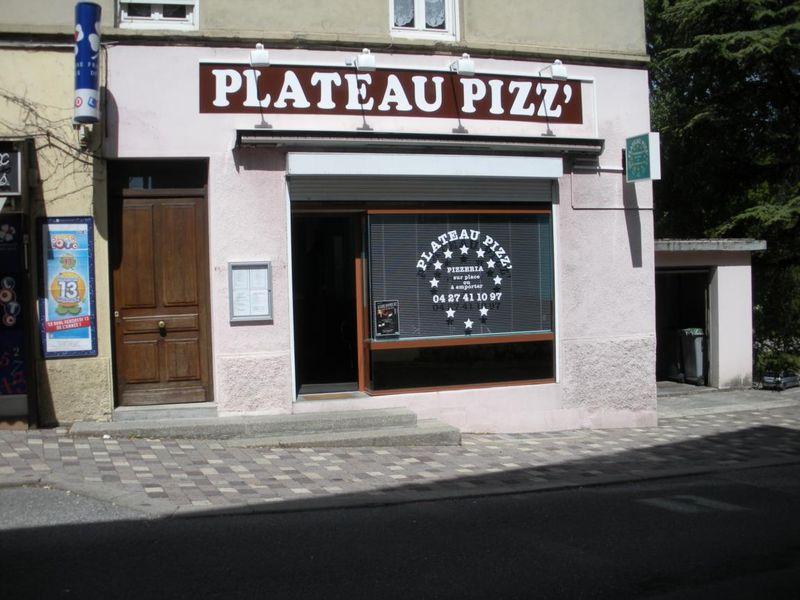 Plateau Pizz'