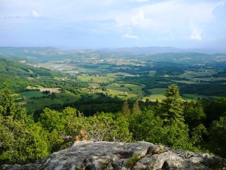 Nature & the big outdoors : Point de vue du Serre de la Roue
