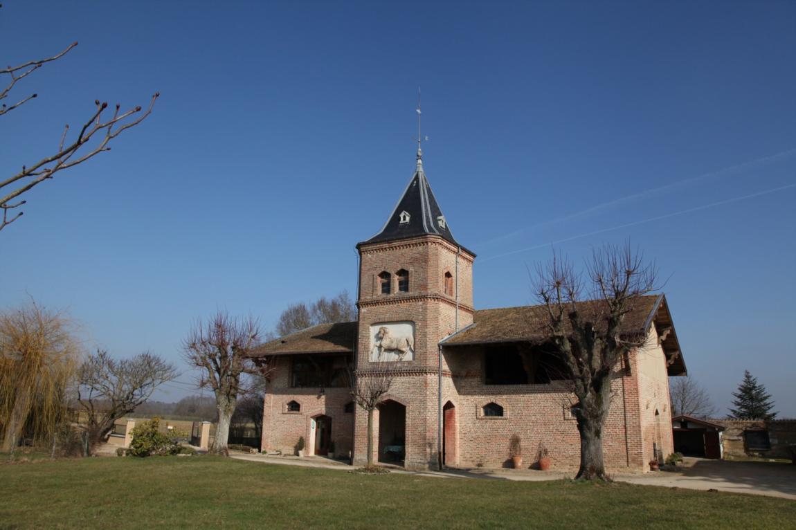 Castel of Fenille