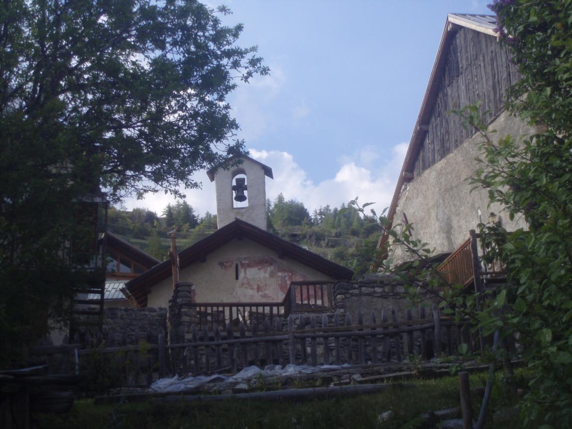 La chapelle St Lucie