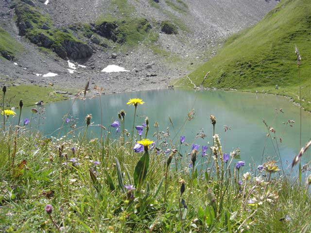 Lac d'Amour.