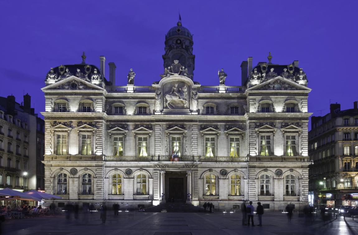 Imprimerie Hotel De Ville