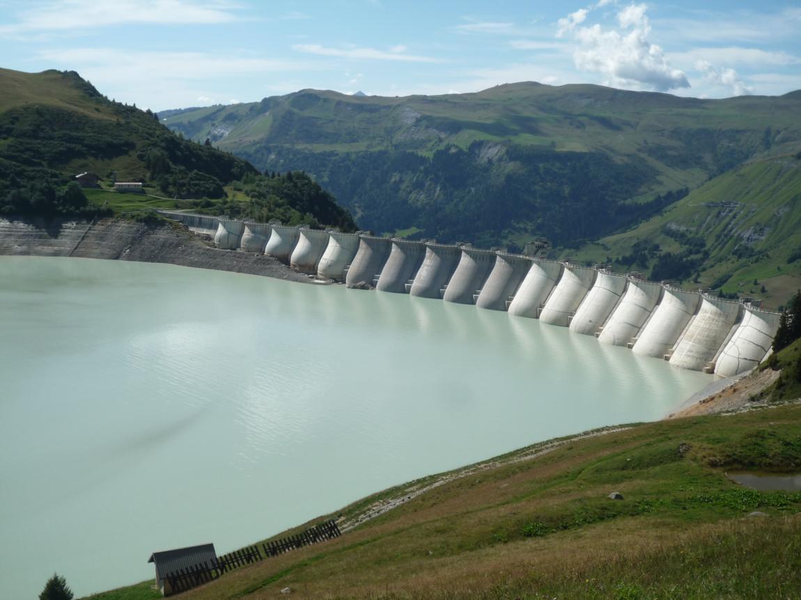 Lac de la Girotte