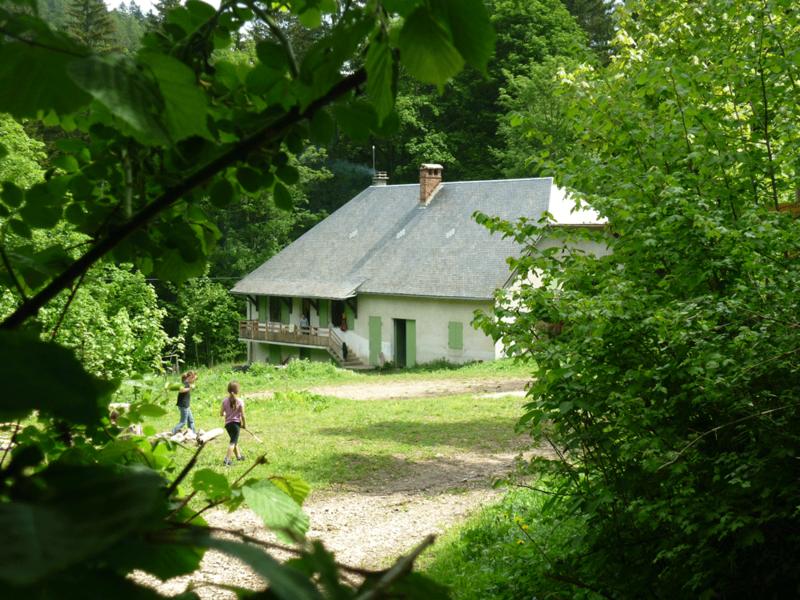 Refuge d'Esparron