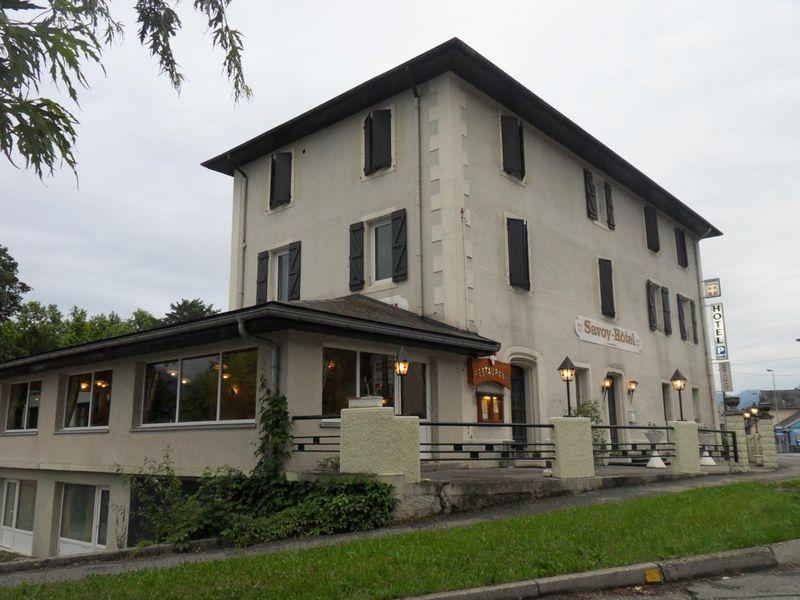 Le Savoy Hôtel au Bourget-du-Lac