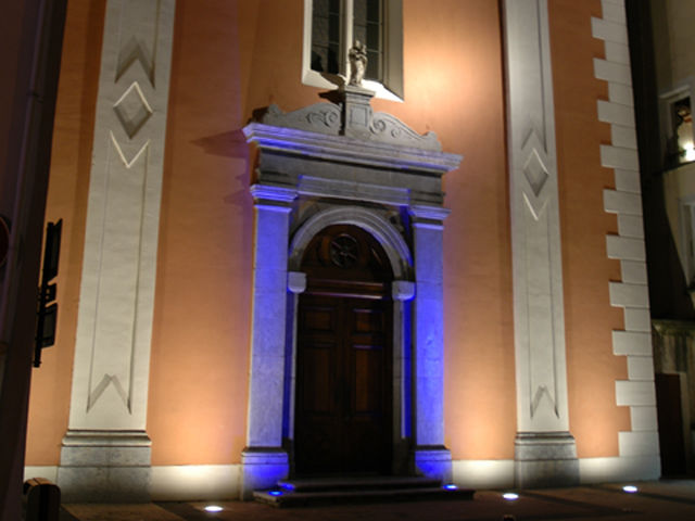 Eglise Sainte-Marie Vizille