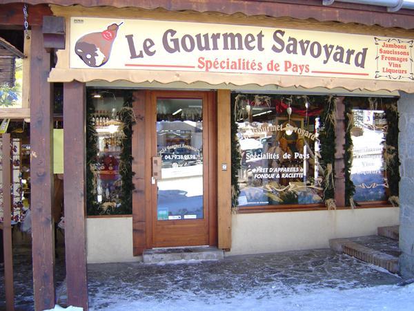 Le Gourmet savoyard