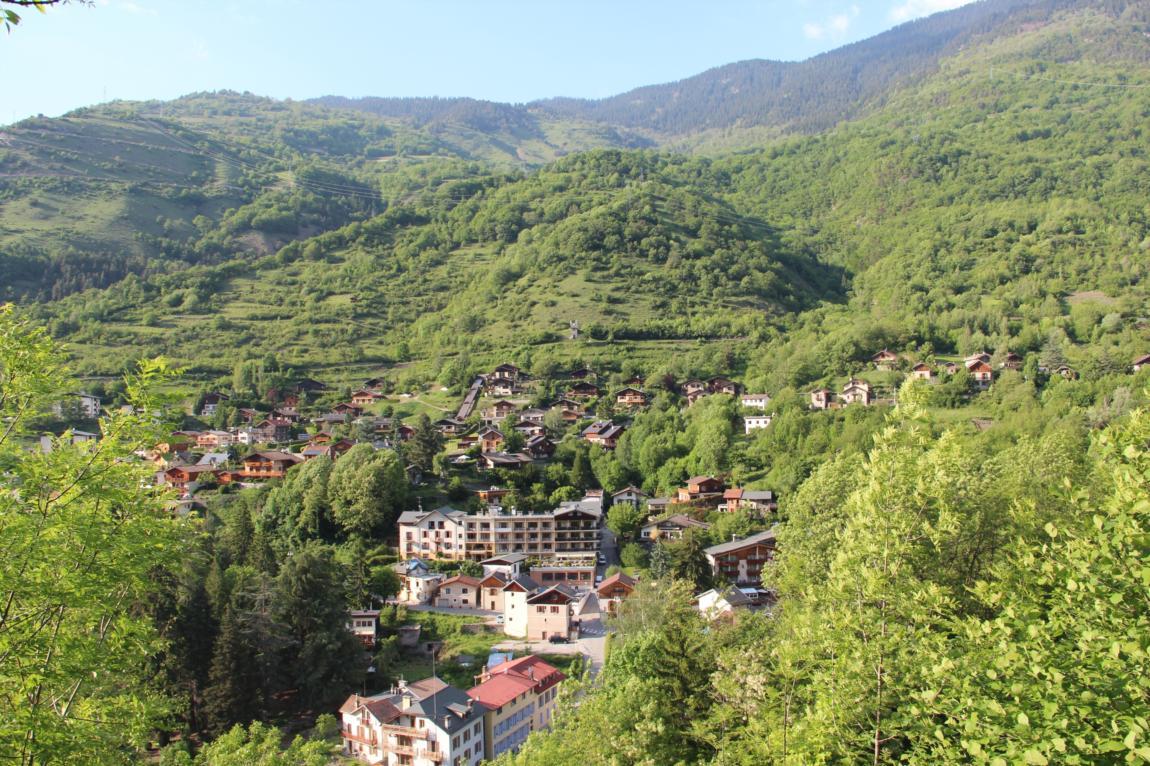 Sentier La Thuile