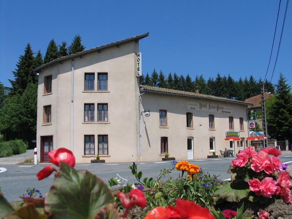 H tel restaurant le saint pierre beaujolais vert site - Site officiel office de tourisme de cauterets ...