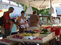 Marché du terroir - Saint-Pierreville