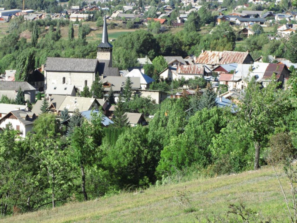 Village de Villard st Pancrace