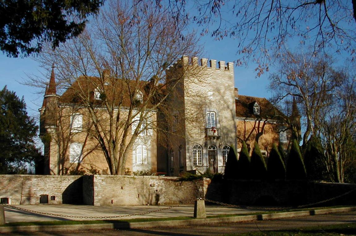 Castel of Salvert