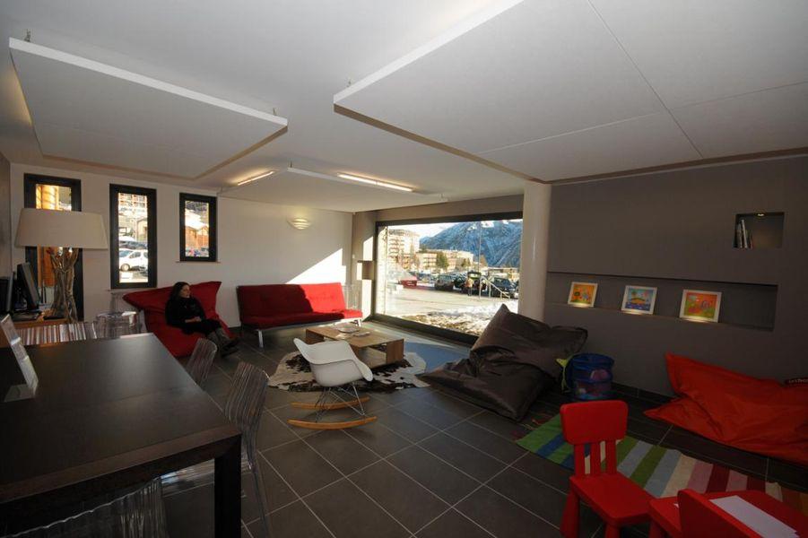 Salle Famille Plus - © Gilles Baron