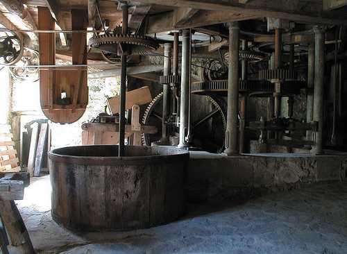 Sites touristiques : Moulin de Mandy