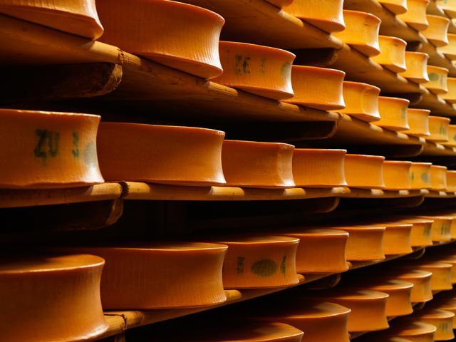 Fromagerie coopérative laitière du Beaufortain.