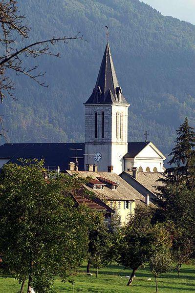 Eglise de Viuz en Sallaz