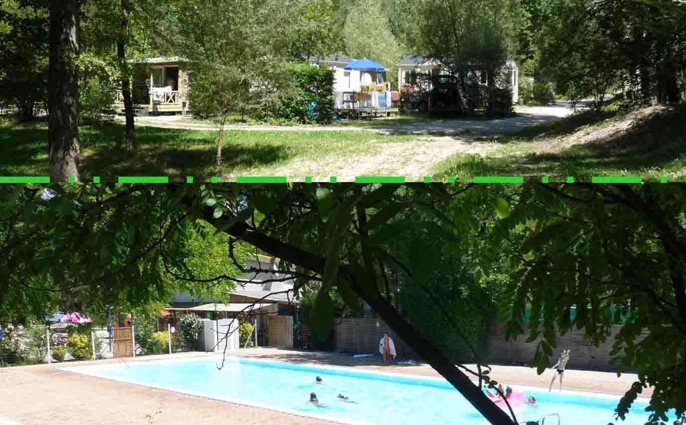 Camping Pont de Manne
