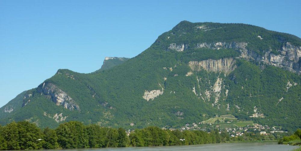 Découverte - Le Massif du Grand Colombier