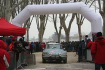 21ème Rallye Historique de Monte-Carlo - Tournon-sur-Rhône