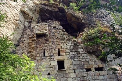 Grottes troglodytes de la Jaubernie
