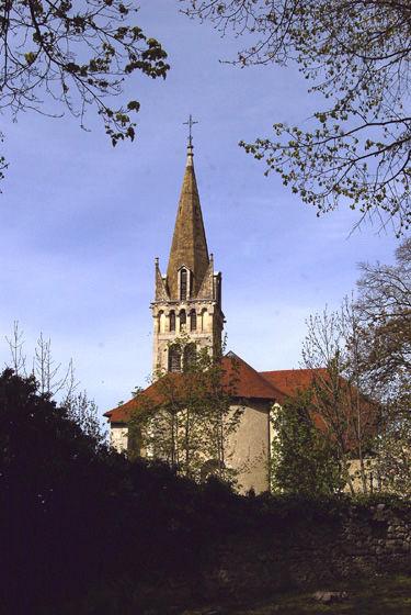 Eglise Saint Sauveur à Veynes