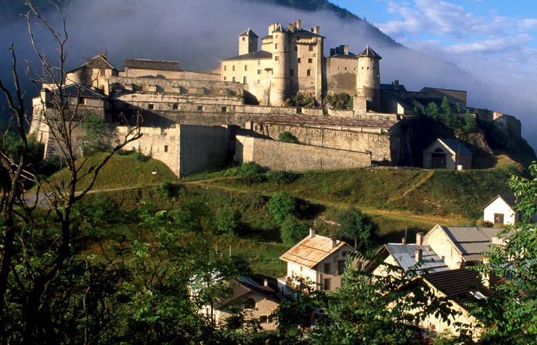 Château Queyras, fortifié par Vauban