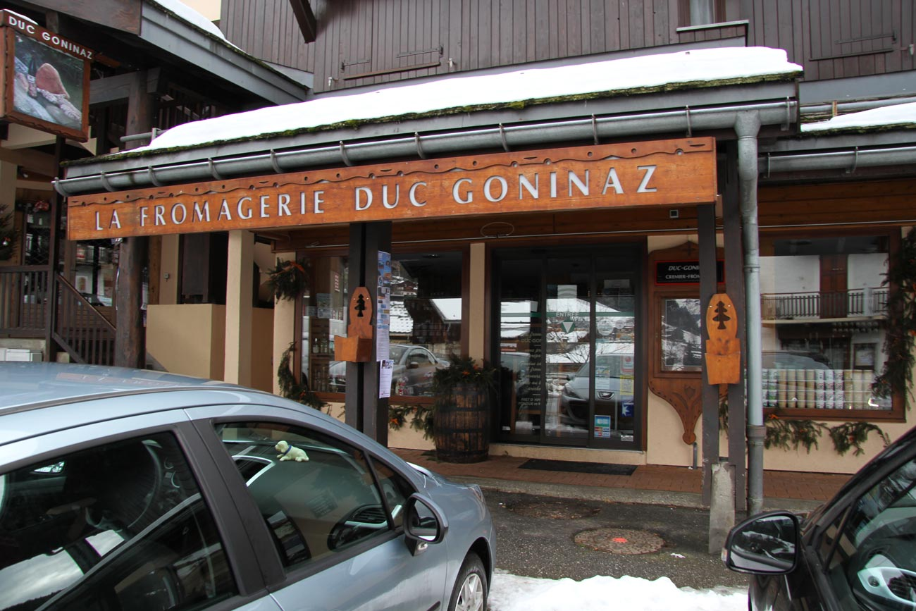 Fromagerie Duc-Goninaz