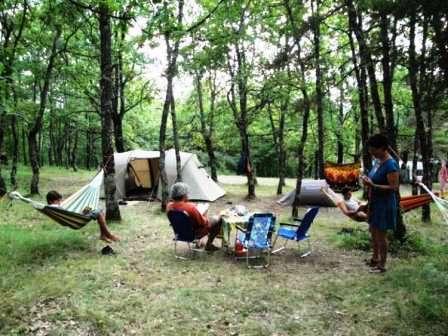 Camping à la Ferme Tzig'Ane
