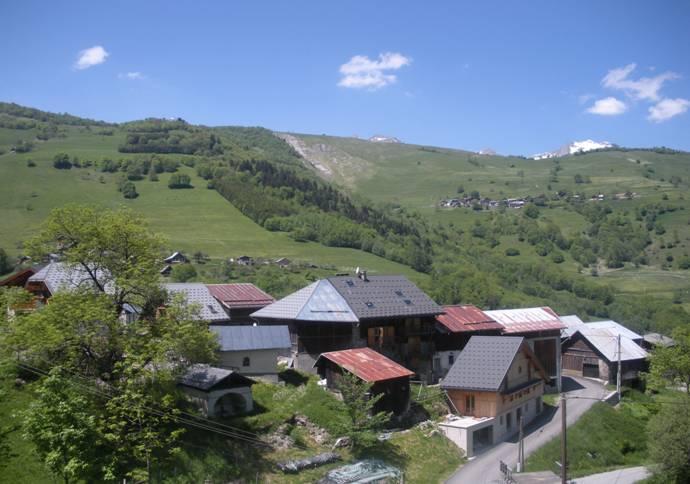 Le hameau du Pré