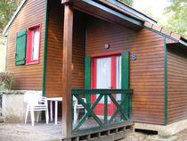 GRAND CHALET 1 Camping du Lac Ⓒ Camping du Lac