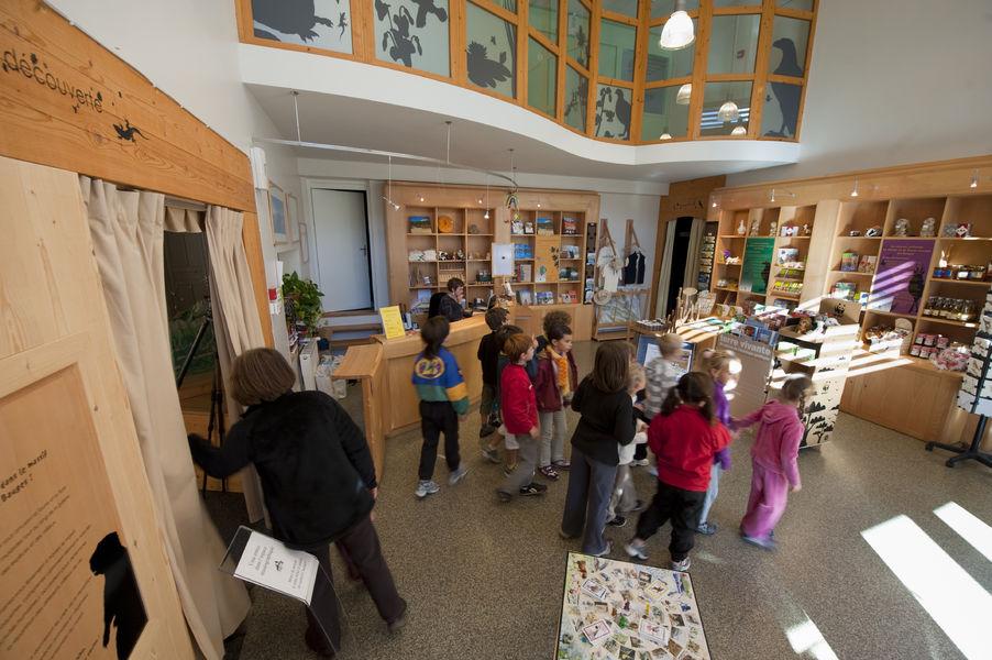 boutique de la Maison faune flore