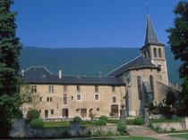12 Visite Prieuré au Bourget