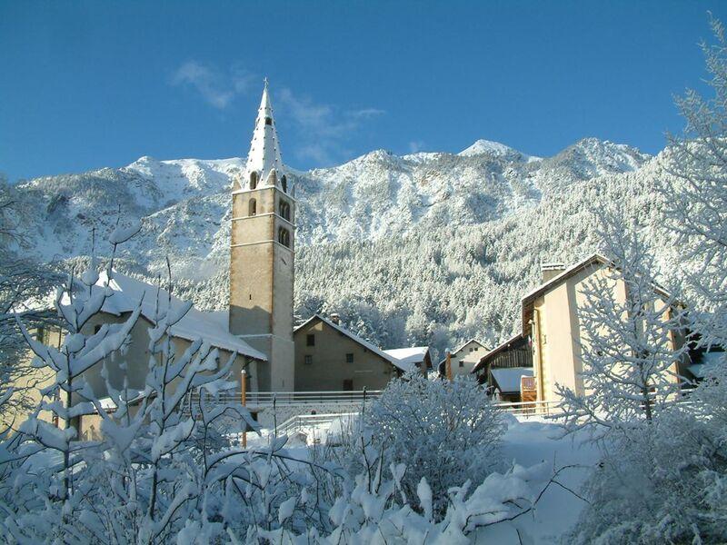 Eglise Saint-Claude - Clarée - © Jean-Louis GONON