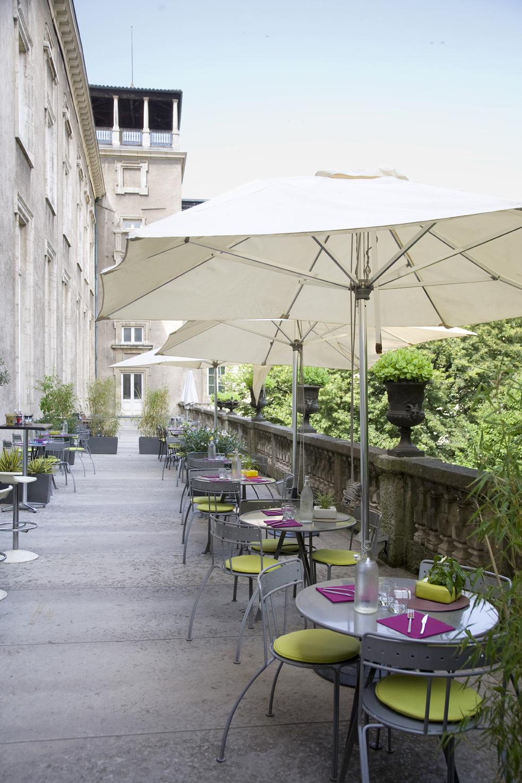 Les terrasses saint pierre lyon 1er restauration lyon for Jardin couvert lyon