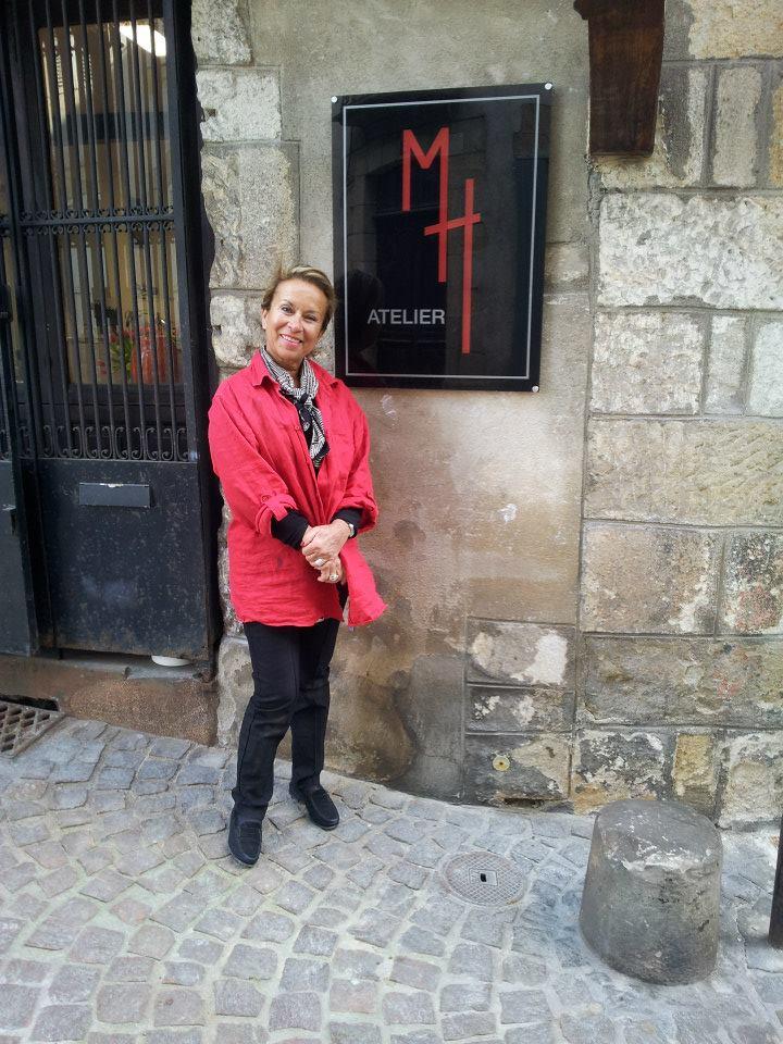 MH Atelier / Marie Hoarau Marie Hoarau Ⓒ MH Atelier / Marie Hoarau
