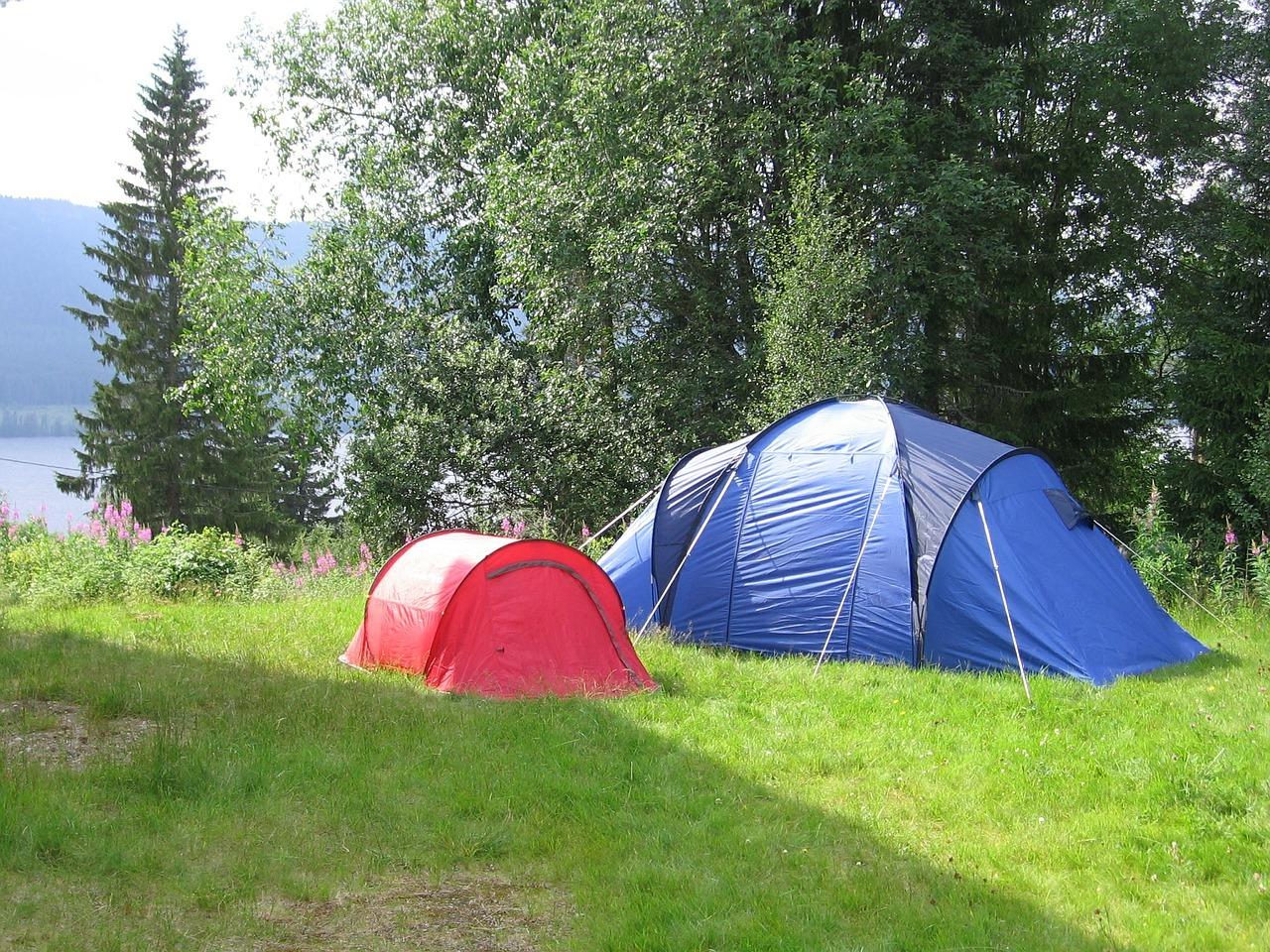 Camping Combe et Replat