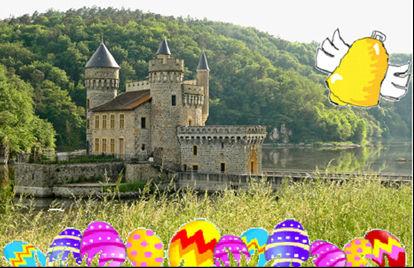 Pâques Château