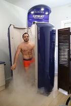 Vichy Célestins Thermal Spa Cryojet health therapy Ⓒ Vichy Célestins Thermal Spa - 2018
